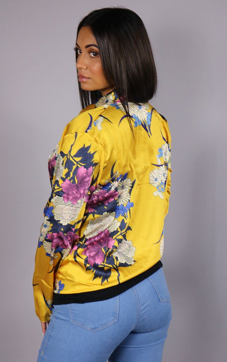 Hawaii Yellow Flowers Long Shirt shirt Splashy