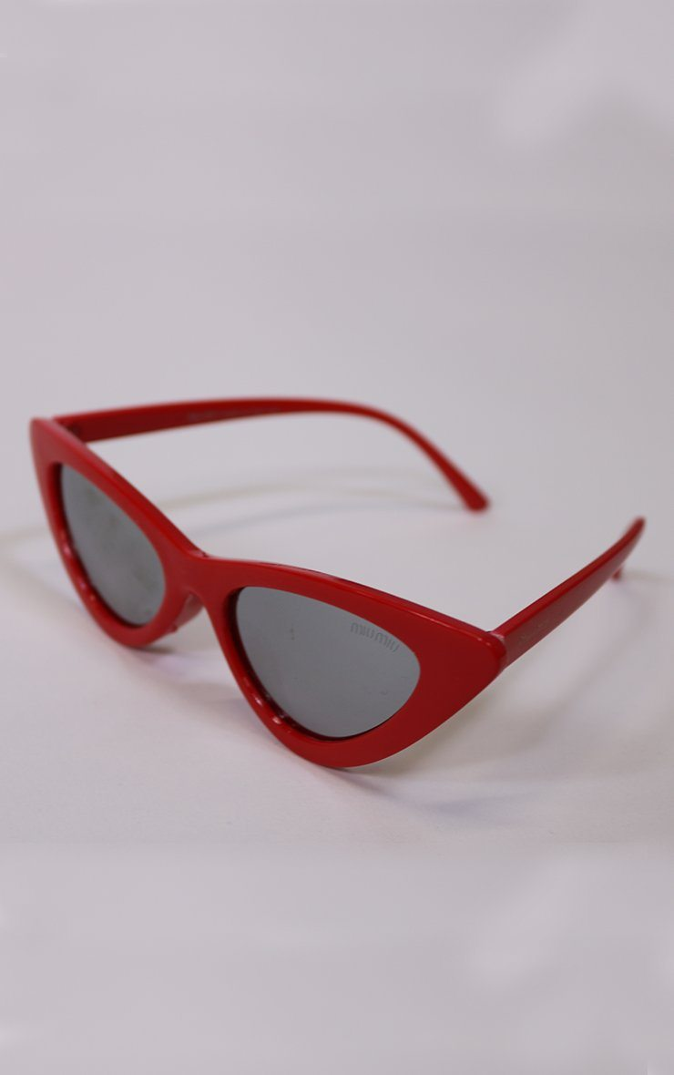 Ruby Red Road Trip Sunglasses ACCESSORIES Splashy