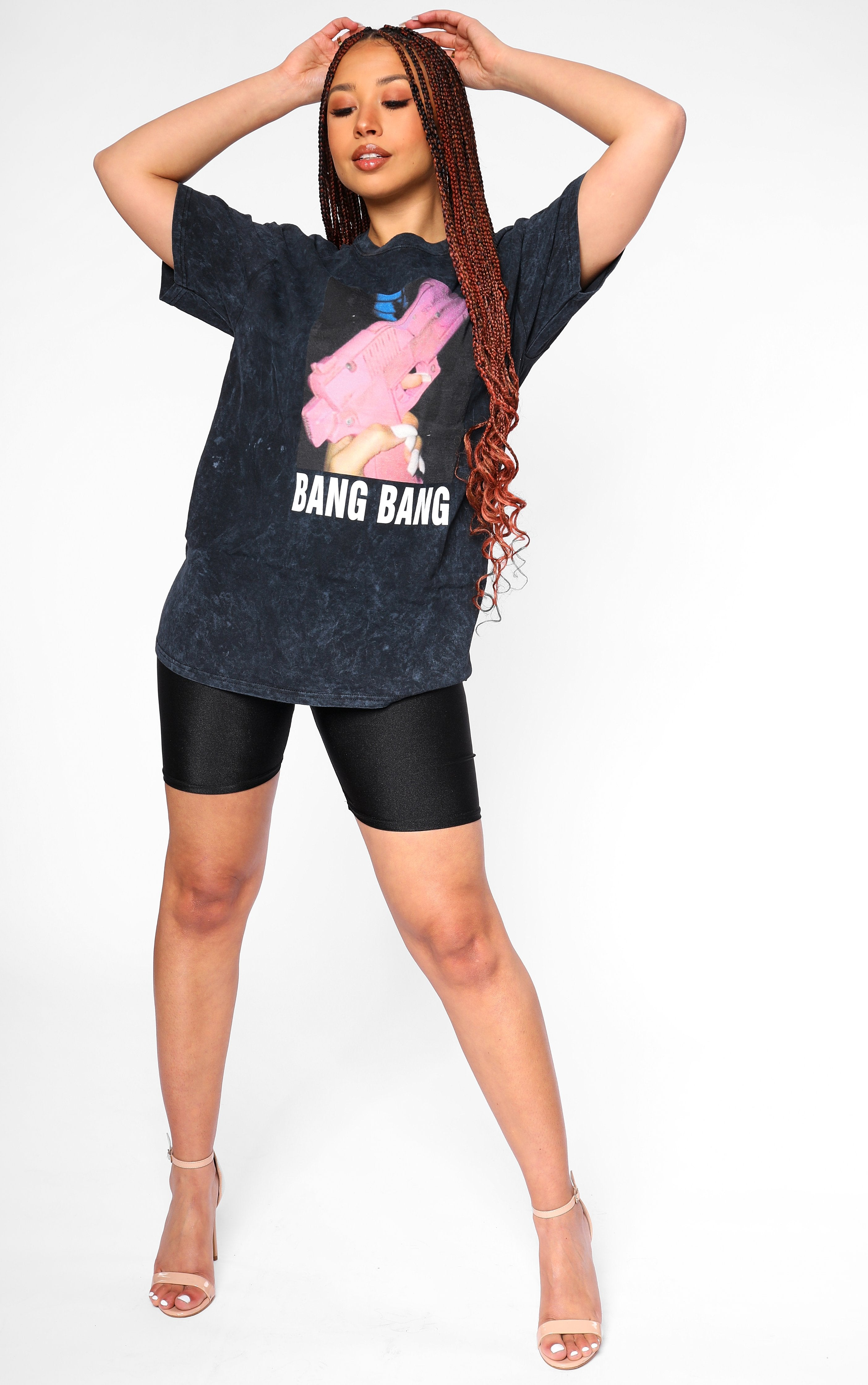 Bang Bang Stone Wash T-Shirt