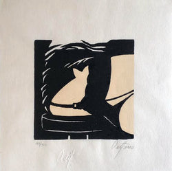 "Enrique CATTANEO, ""Gato V"", Mixed (CAT318)"