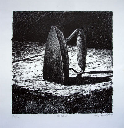 "Arturo MONTOTO, #301 ""The debut"", Lithograph"