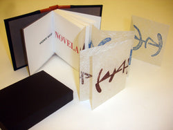 "Vicente ROJO, ""Novela"", Book, Sugar lift and Silkscreen (ROJ124)"