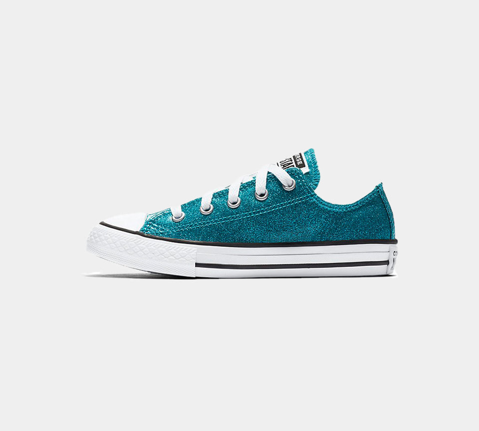Converse CTAS Autumn Glitter Low Top 661865C Blue