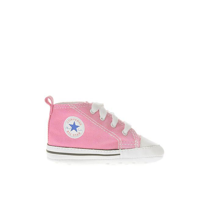 CONVERSE FIRST STAR PINK CRIB 88871