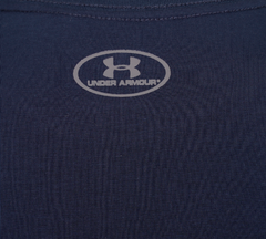 Under Armour Sportstyle Left Chest Short Sleeve 1326799 T-shirt Navy