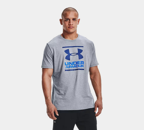 Under Armour GL Foundation Short Sleeve 1326849 T-Shirt Grey S-XL