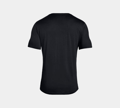 Under Armour GL Foundation Short Sleeve T-Shirt Black