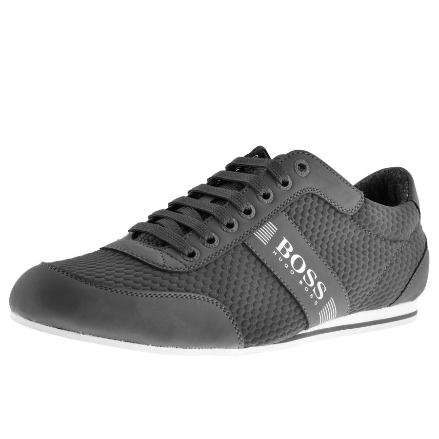 HUGO BOSS LIGHTER_LOWP_NEEM DARK GREY 164601021