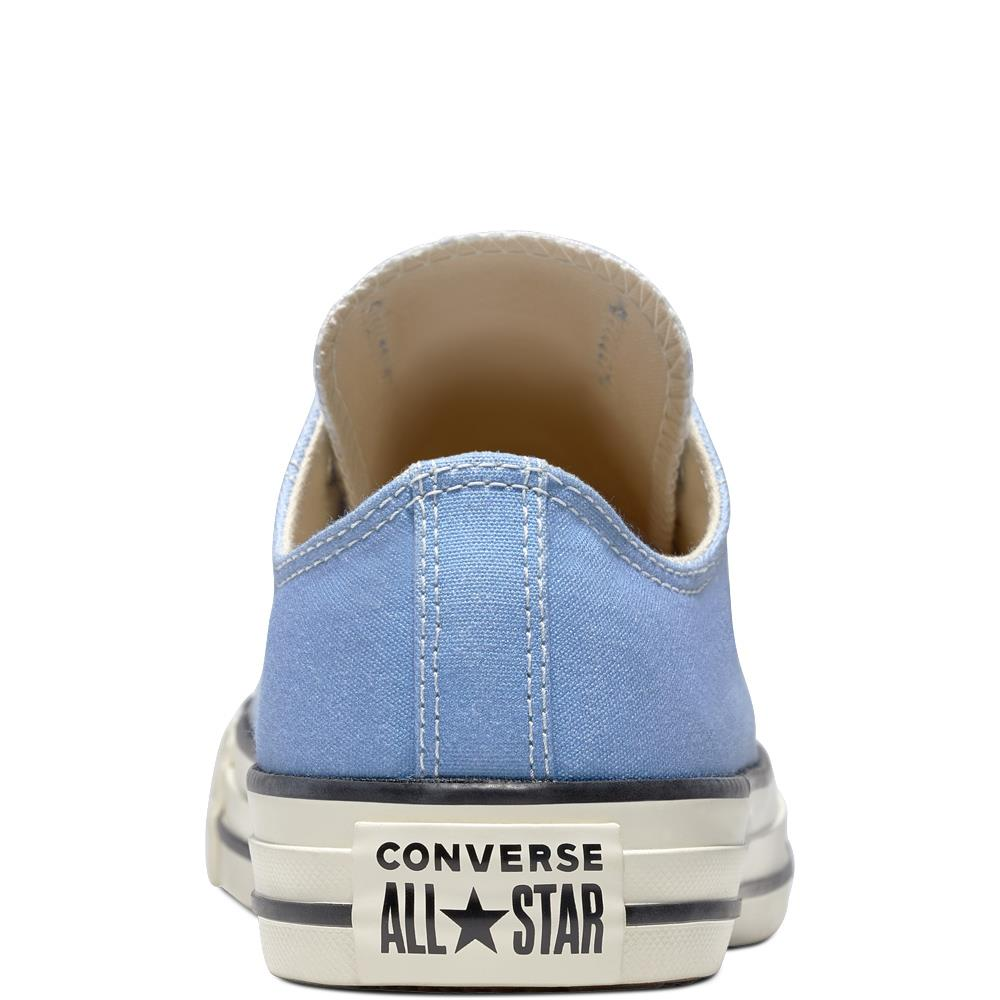 Converse Chuck Taylor All Star Ombre Wash Low Top Blue Women's UK 3-8