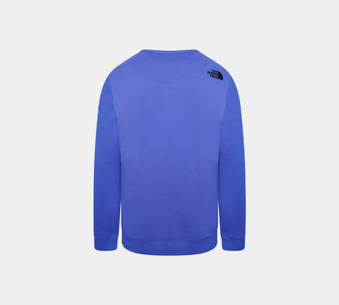 The North Face Drew Peak Crew T92ZWRCZ6 Sweat Shirt Blue