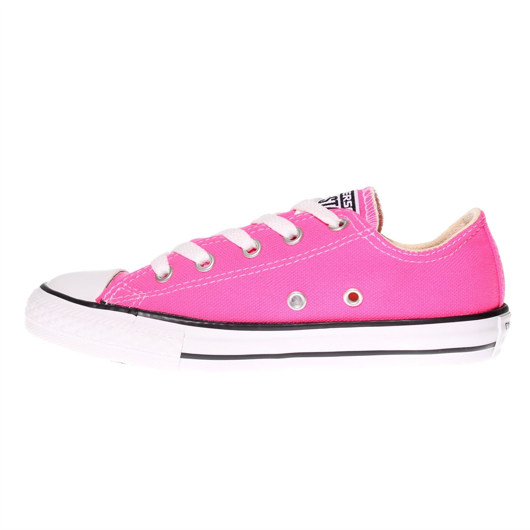 Converse CT OX Knockout Pink 339790F Kids UK 11