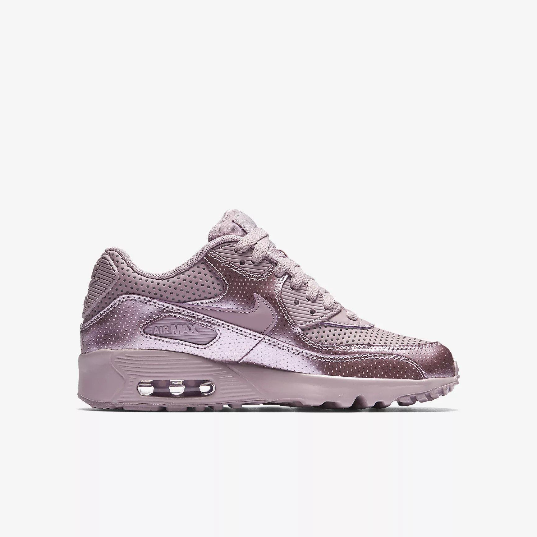 54bc742d24aa Nike Air Max 90 SE LTR (GS) Elemental Rose 859633 600 – ViviFashion
