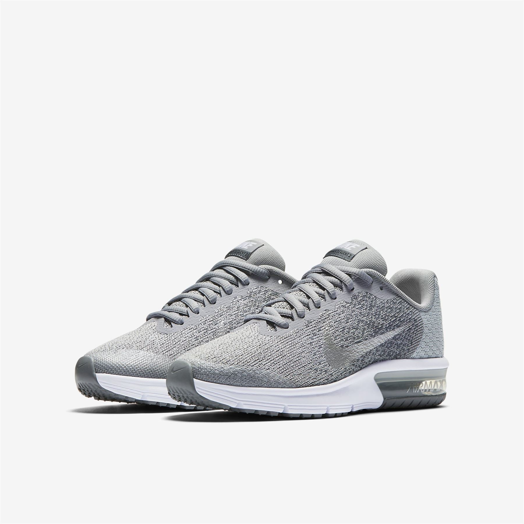 NIKE AIR MAX SEQUENT 2 869994 001 GREY