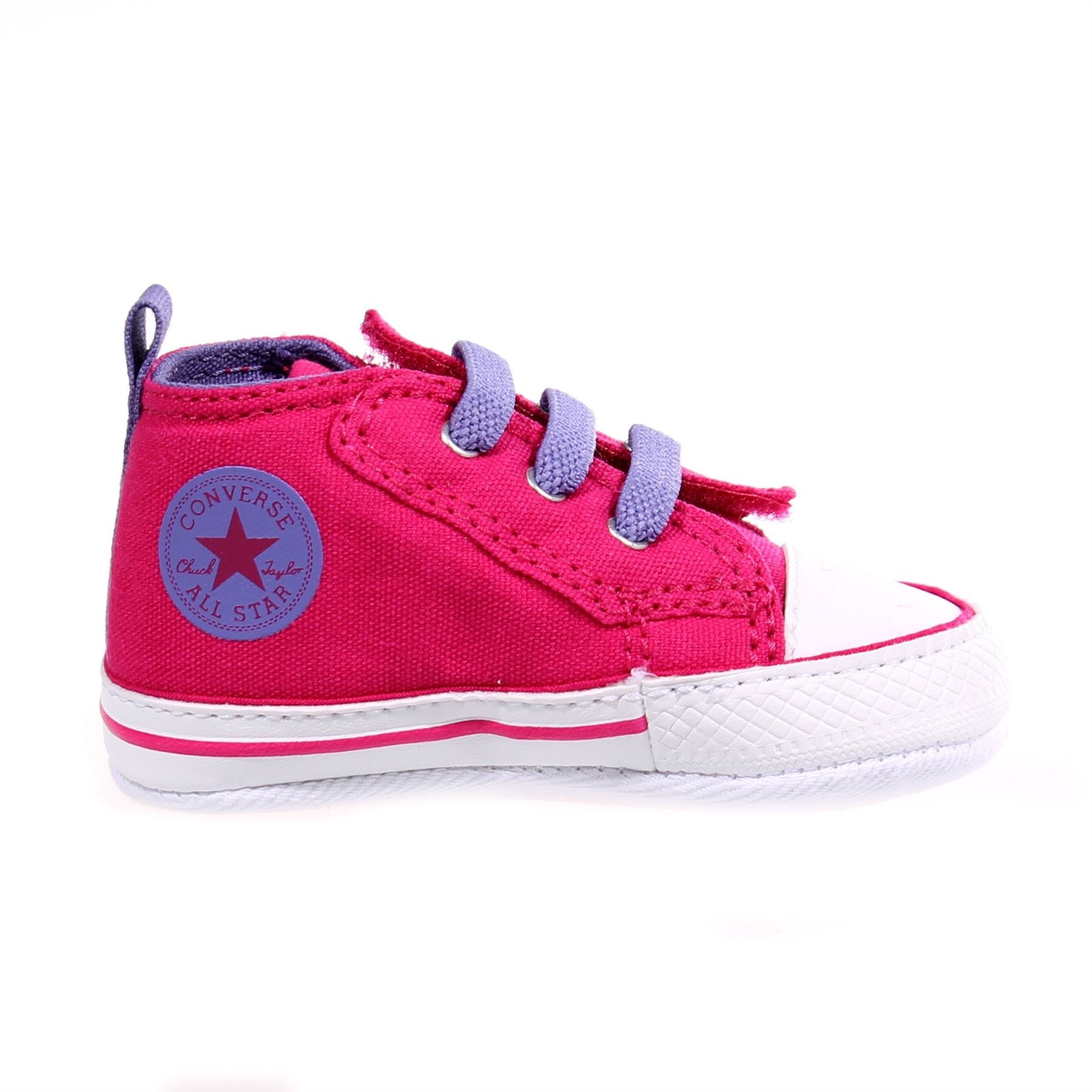 CONVERSE CT EASY SLIP CO PINK CRIB 845251C