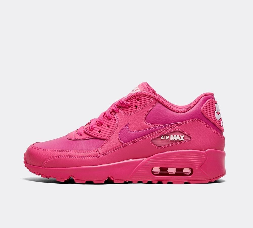 the latest e450a 0c083 Nike Air Max 90 LTR (GS) 833376 603 Pink