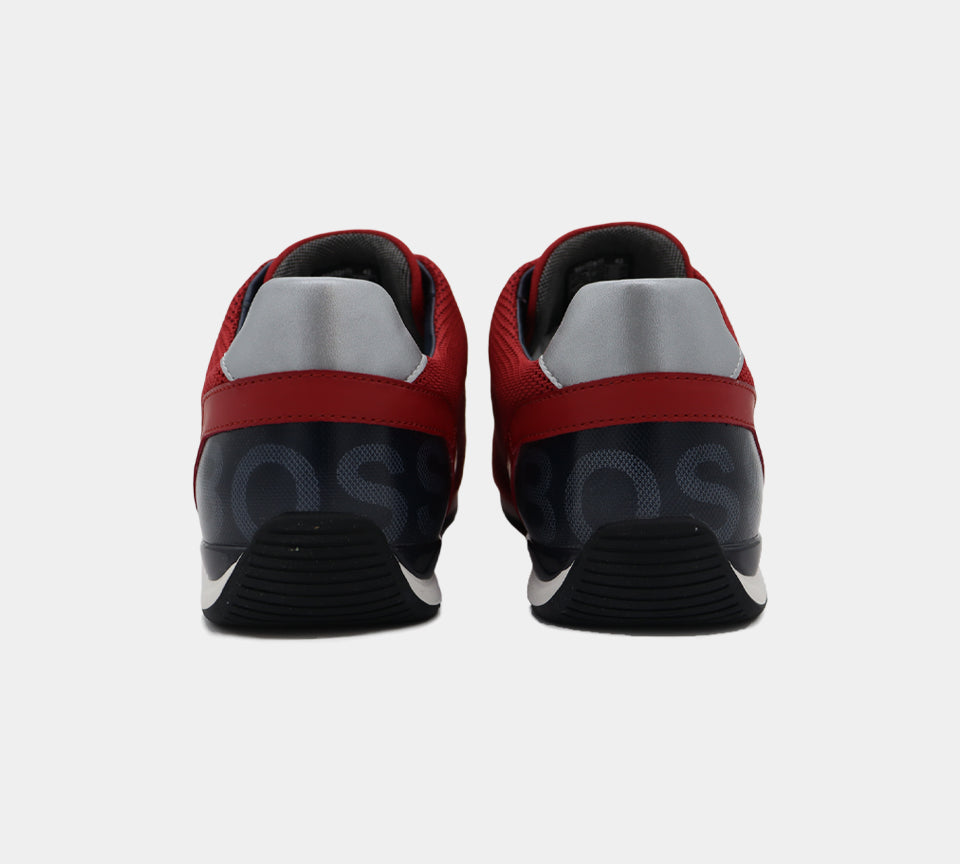 Hugo Boss Saturn Lowp Mx 50432830 610 Trainers Red