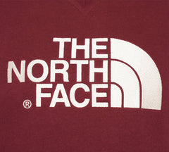The North Face Drew Peak Crew VF0A2ZWRHBM1 Sweat Shirt Red