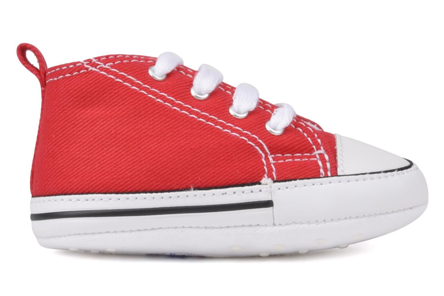 CONVERSE FIRST STAR RED CRIB 88875