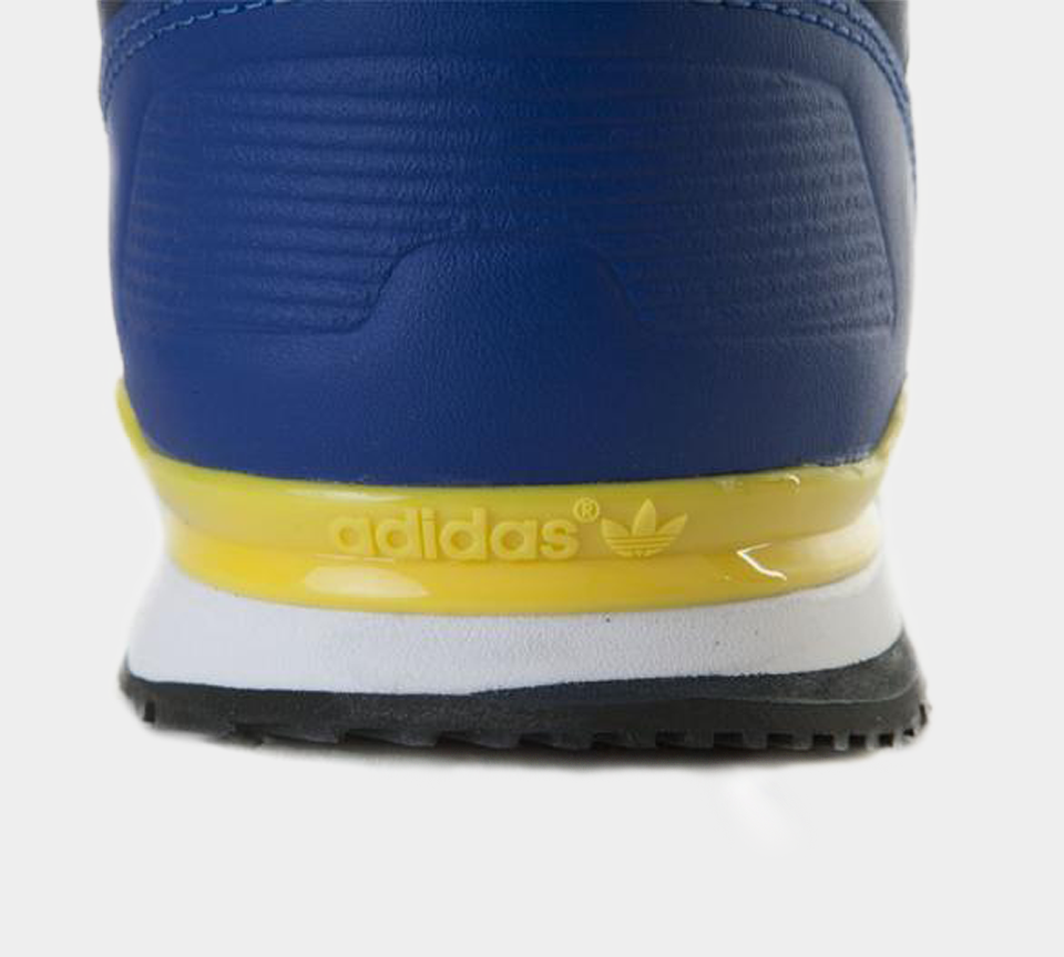 ADIDAS ZX 700 K K BLUE/YELLOW G95282 KIDS UK 10K-5.5