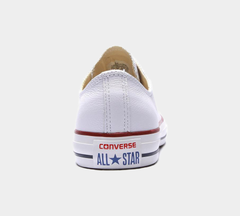 CONVERSE CT OX WHITE LEATHER 132173C