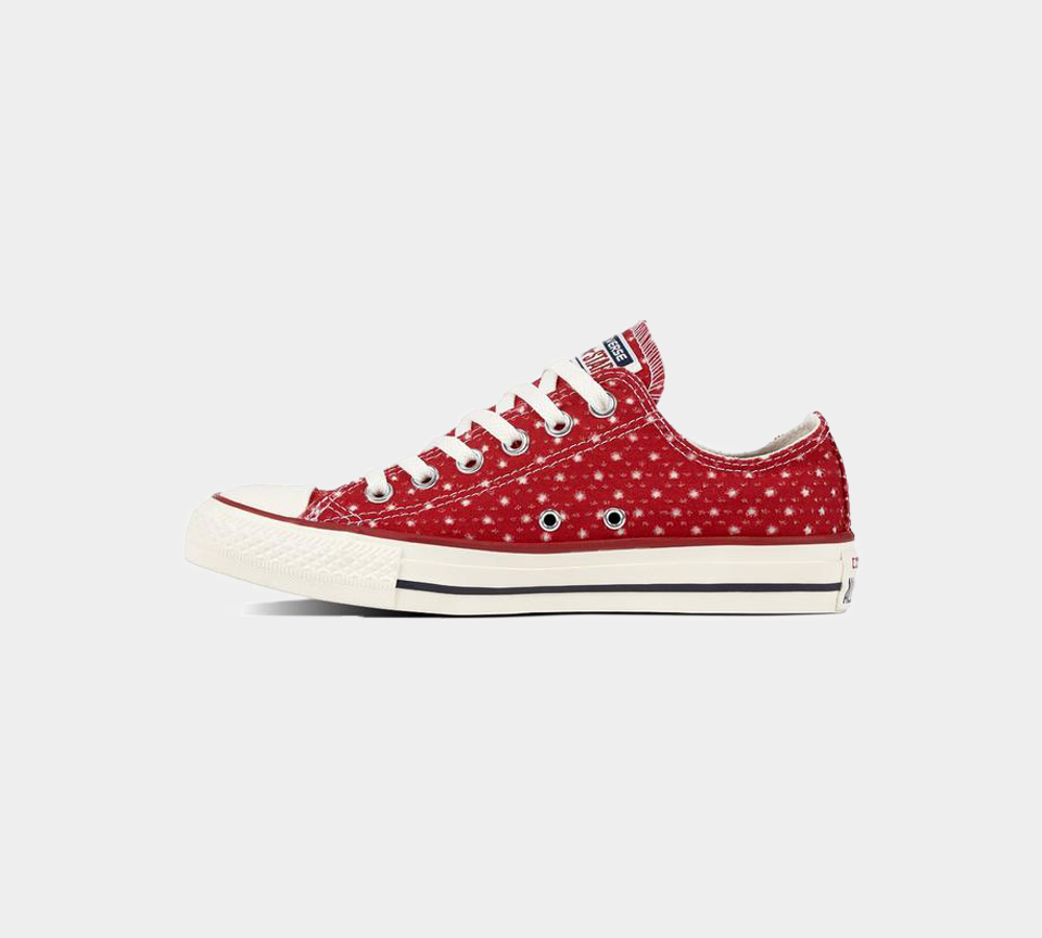Converse CTAS OX 160517C Gym Red