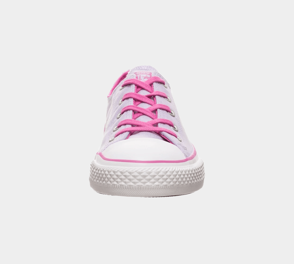 Converse CTAS OX 663673C Oxygen Purple/Active Fuchsia Junior