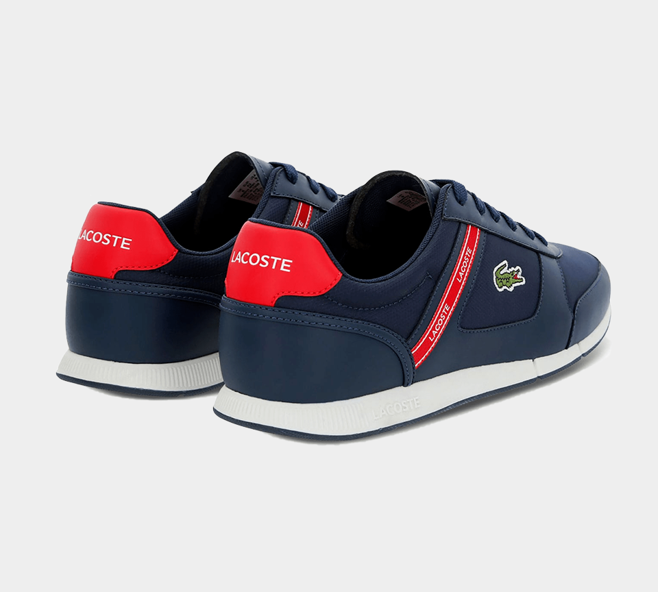 Lacoste  Menerva Sport 7-37CMA0064144 Navy Mens UK 6-11