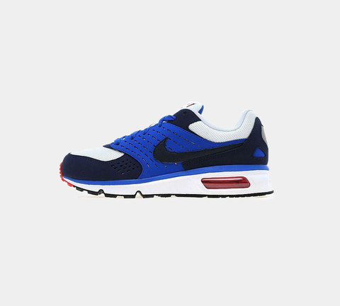 NIKE AIR MAX SOLACE BLACK/BLUE 652982 101