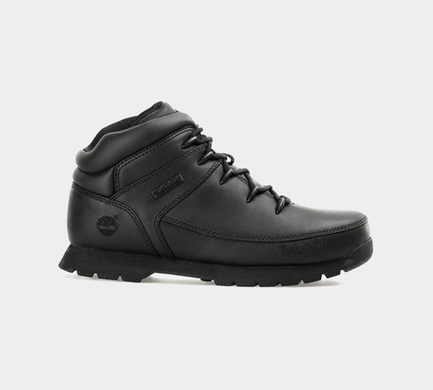 Timberland Euro Sprint Black A13KB Junior's UK 3.5-6.5