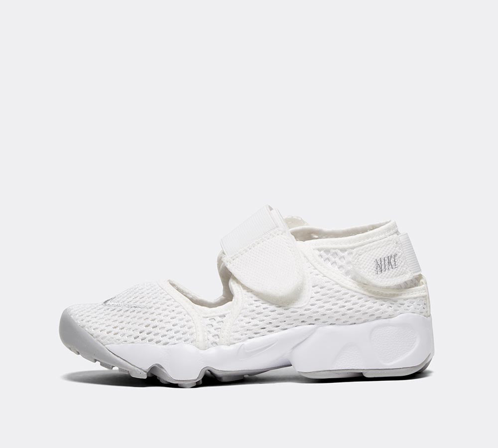Nike Rift (GS/PS Boys) 322359 111 White Boys UK 3.5-5.5