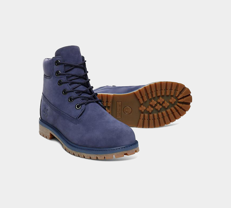 Timberland 6 Inch Premium A1VCV Patroit Blue
