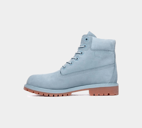 Timberland 6 Inch Premium Boots Shoes Stone Blue A1K4Q