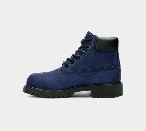 Timberland Waterproof 6-INCH BOOT EVENING BLUE A1MMR