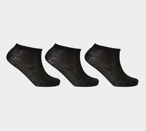 Trainer Socks Black