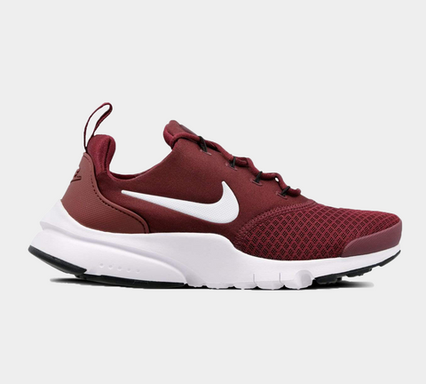 Nike Presto Fly (GS) 913966 606  Maroon Boys UK 3.5- 6