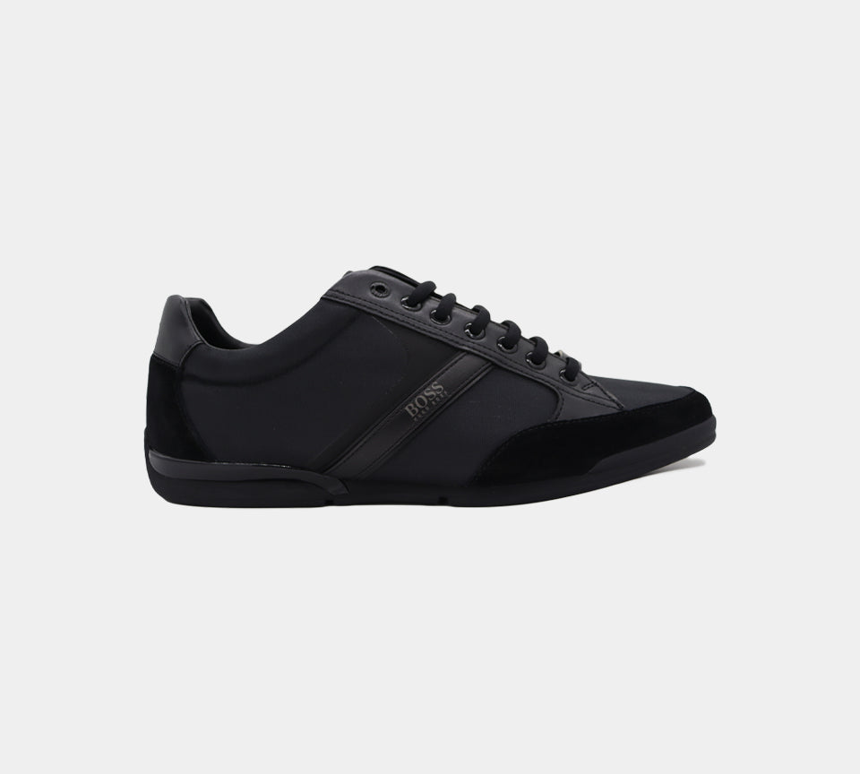 Hugo Boss Trainers Saturn Lowp MX 50407672 001 Black