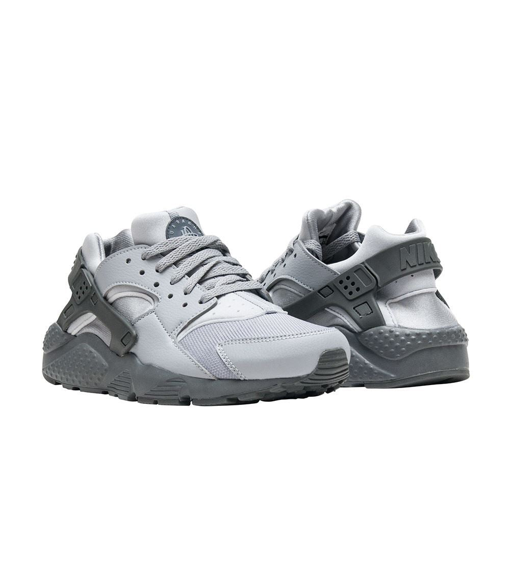 NIKE HUARACHE RUN (GS) WOLF GREY 654275 032 KIDS