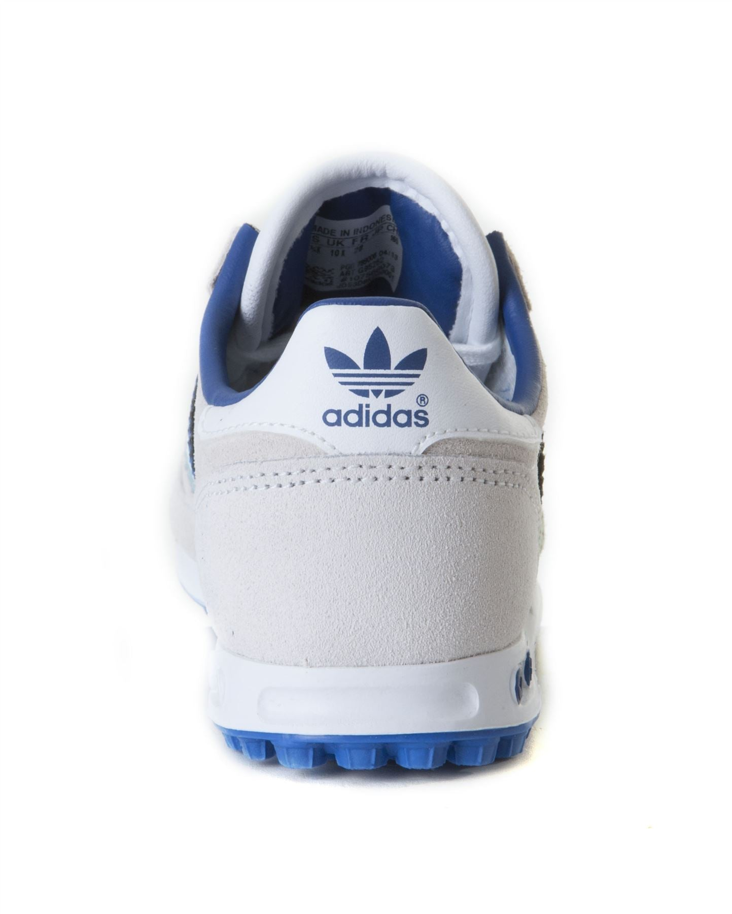 ADIDAS LA TRAINER K G95262 WHITE/BLUE
