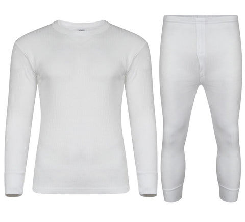 FULL SET WHITE WITH LONG SLEEVE T-SHIRT