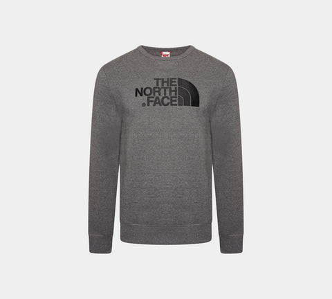 The North Face Drew Peak Crew NF0A4SVRGVD1 Sweat Shirt Grey