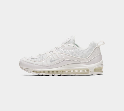 Nike Air Max 98 SE 640744106 Trainers White UK 9