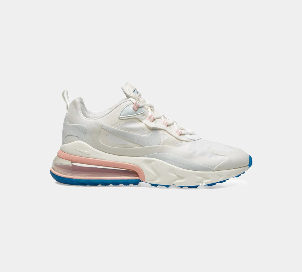 Nike Air Max 270 React AT6174 100 White/Pink