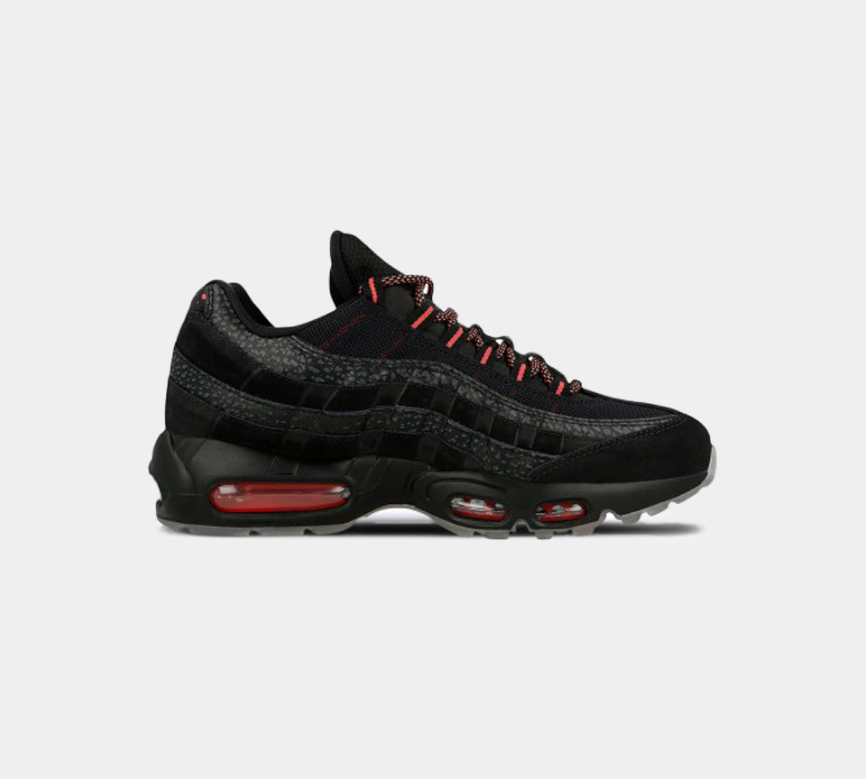 Nike Air Max 95 AV7014 001 Black/Black/Red