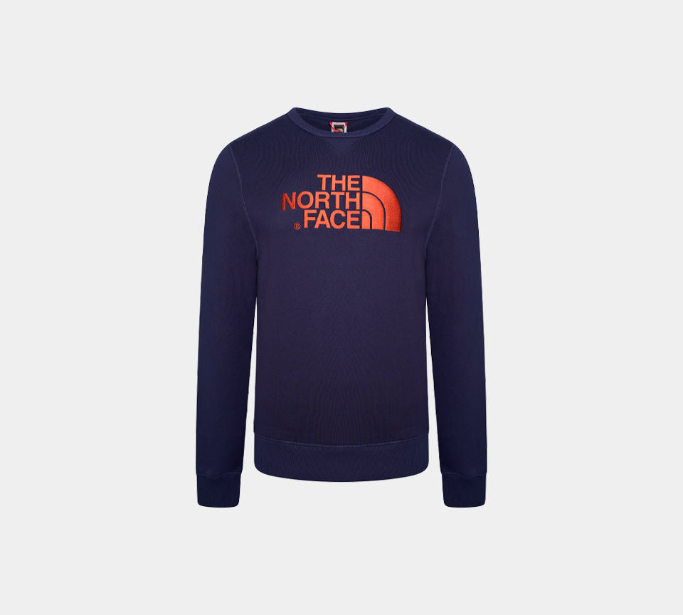 The North Face Drew Peak Crew NF0A2ZWRJC61 Sweat Shirt Navy