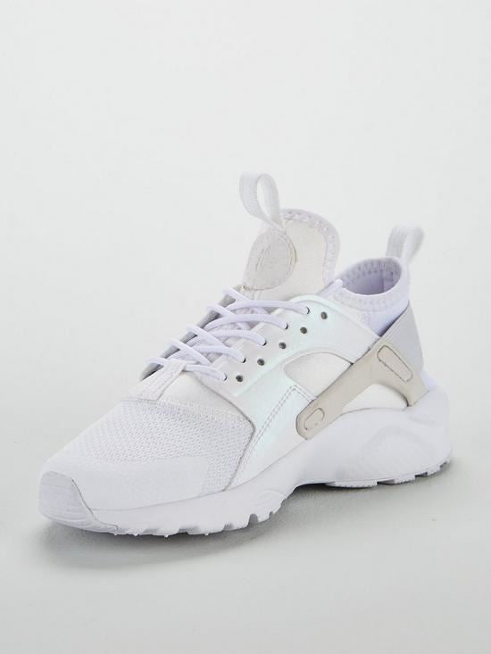 Nike Air huarache Run Ultra GS 847568 104  White