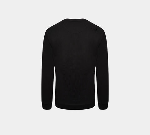 The North Face Drew Peak Crew NF0A4SVRJK31 Sweat Shirt Black
