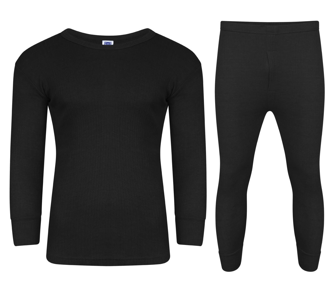 FULL SET BLACK WITH LONG SLEEVE T-SHIRT