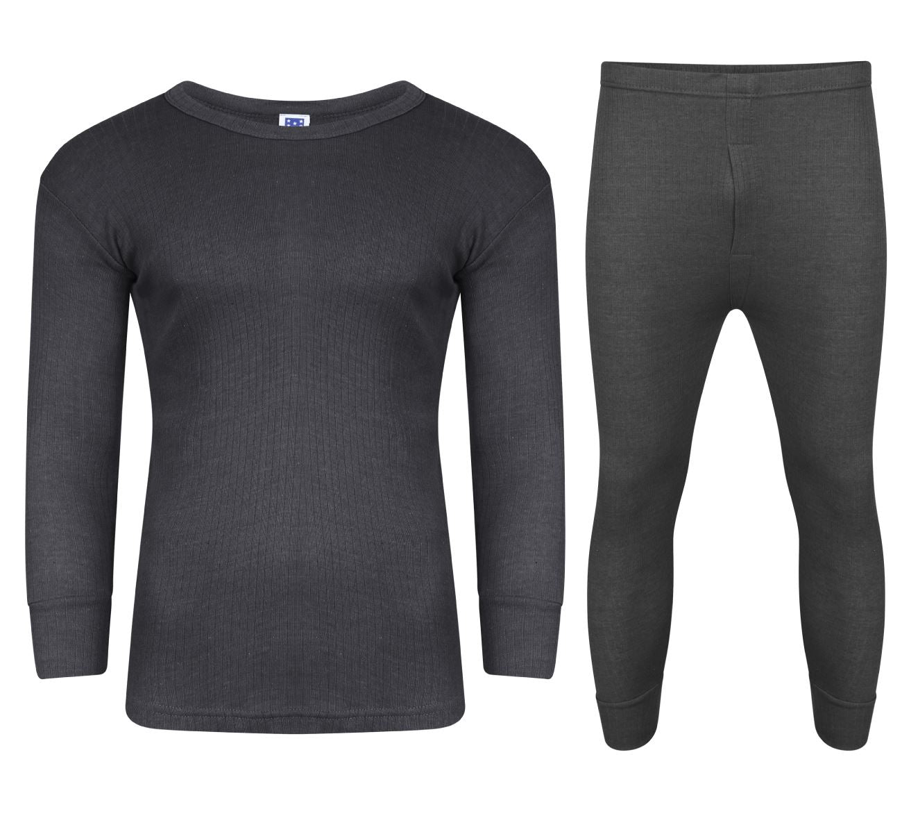 FULL SET GREY WITH LONG SLEEVE T-SHIRT