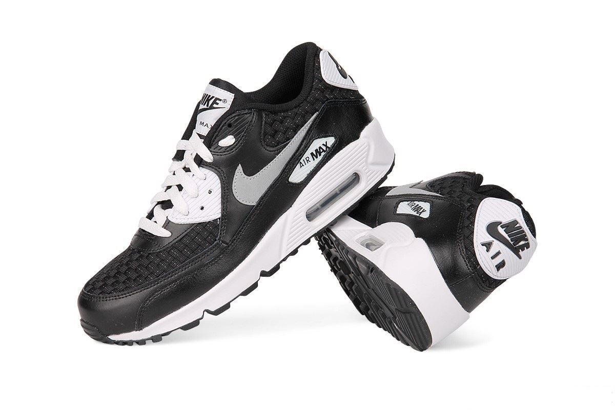 Nike Air Max 90 Prem Mesh (GS) 724882 101 UK 3-6