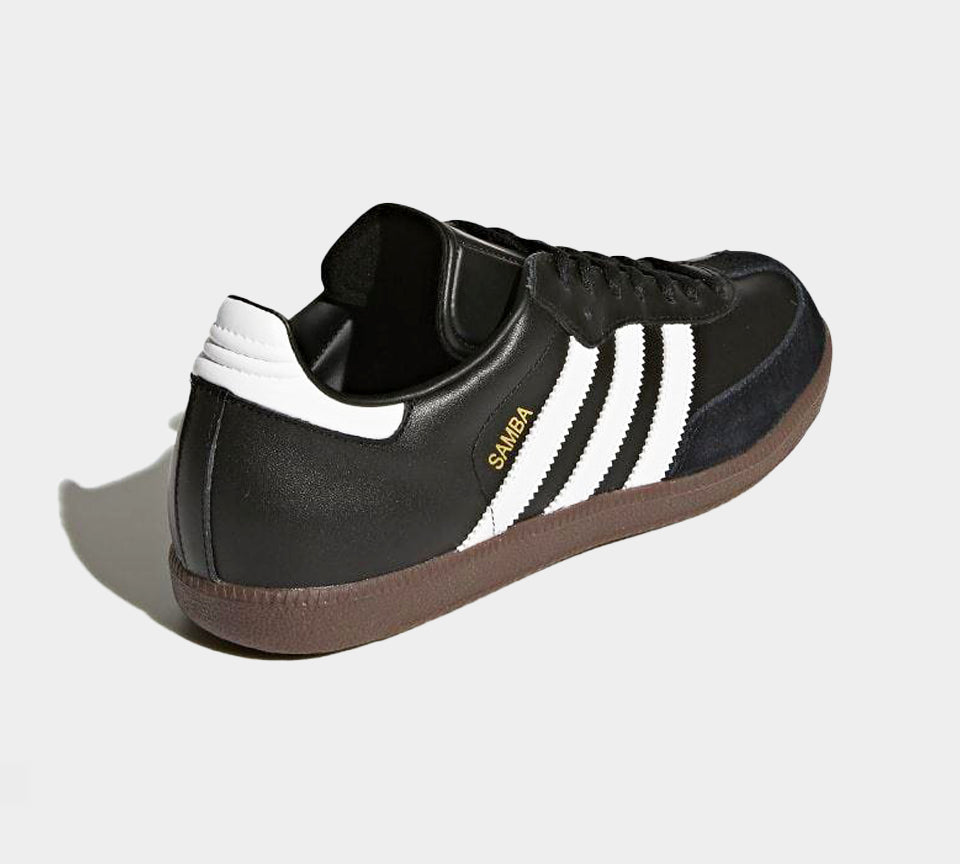 Adidas Samba 019000 Black Mens UK 6-11